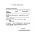 Delaware Certificate of Incorporation A Stock Incorporation