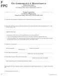 Massachusetts Foreign Corporation Certificate of Registration | Form FFPC