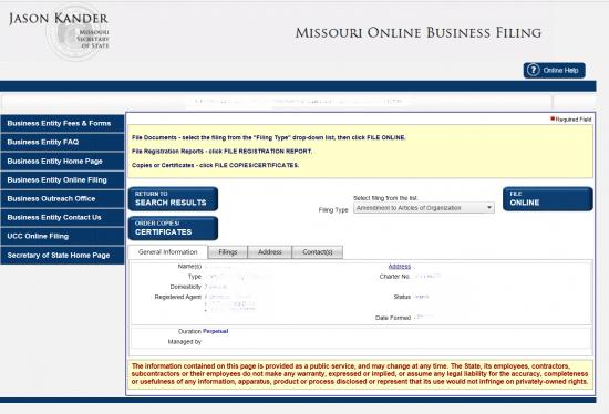Missouri name avail p3