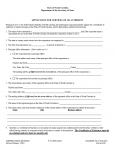 The North Carolina Application for Certificate of Authority Foreign Profit Corporation| Form B-09