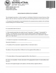 New Mexico Application For Certificate of Authority For Profit Corporation | Form FPR