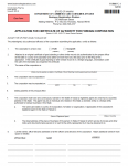 Hawaii Application for Certificate of Authority | Form FC-1