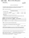 State of New Hampshire Application for Certificate of Authority – For Profit Foreign Corporation | Form 40