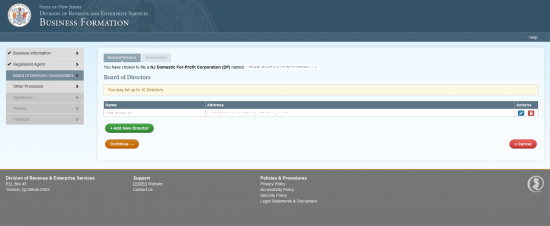 nj sec of state online p16