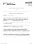 New York Application for Authority Foreign Business Corporation | Form DOS 1335-f-a