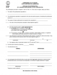 Virginia Articles of Incorporation of a Virginia Professional Stock Corporation | Form SCC631