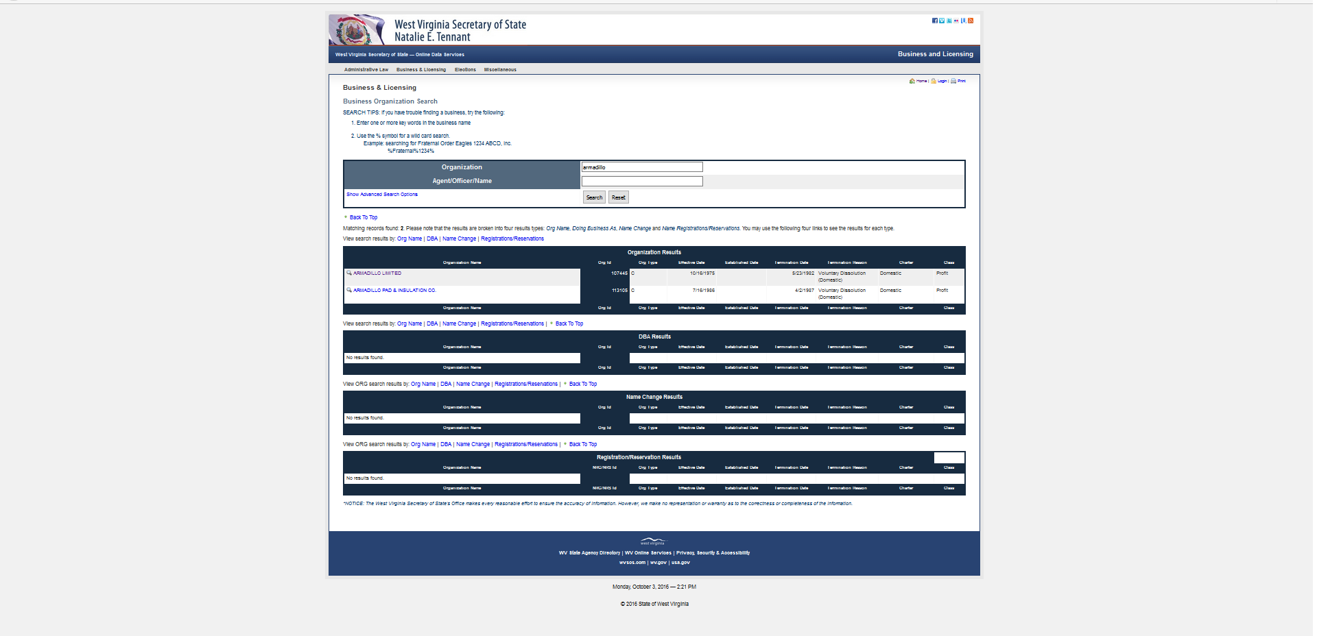 Free West Virginia Articles Of Incorporation Templates | WV